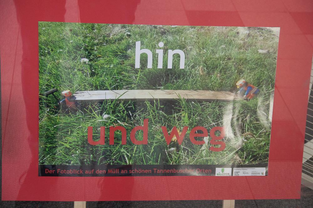 Hin Und Weg Ausstellung