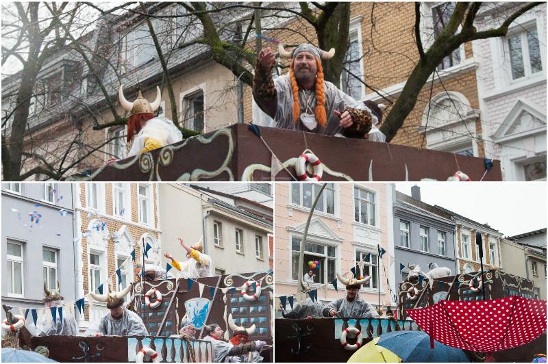 Kessenich Veedelsumzug - Karneval 2016
